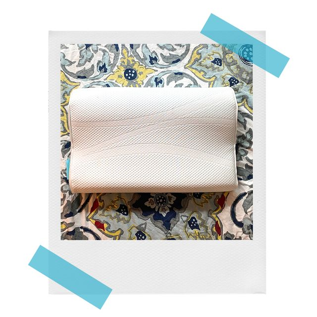 tempur breeze neck pillow