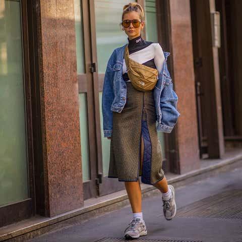 Street fashion, Clothing, Fashion, Snapshot, Fashion model, Outerwear, Fashion design, Footwear, Dress, Shoe,