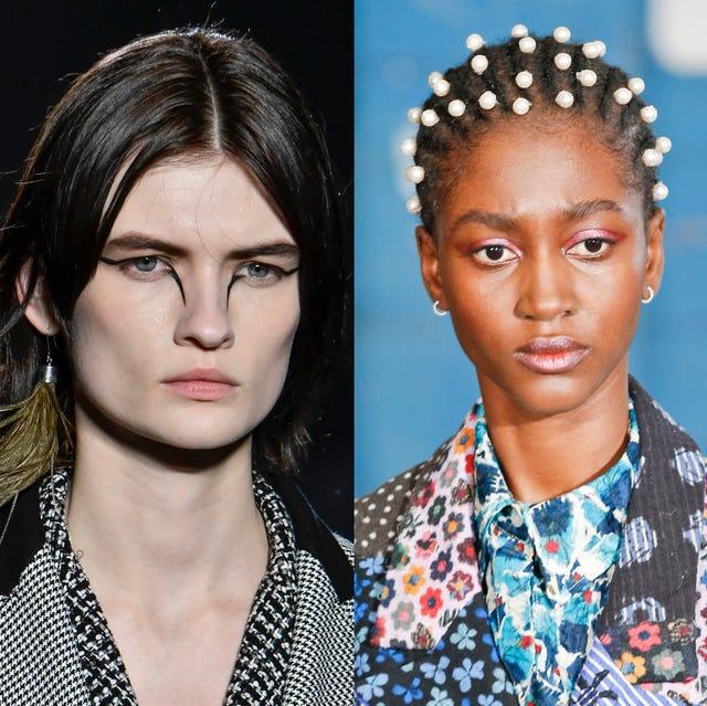 Hair, Face, Eyebrow, Hairstyle, Lip, Fashion, Beauty, Skin, Head, Forehead,