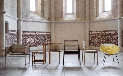 Tendencias en decoración: Los muebles trenzados