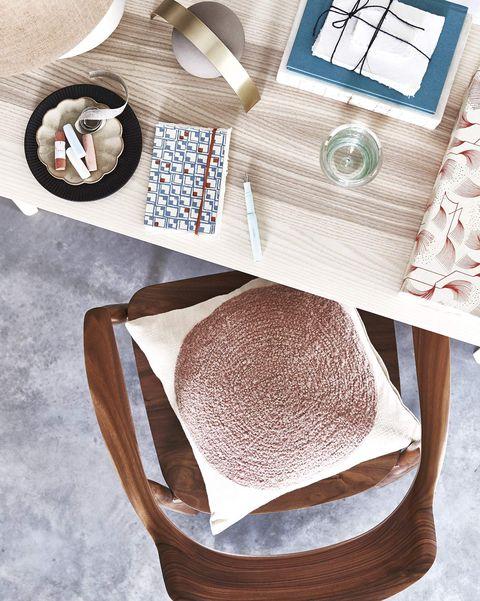 tendencia sakura escritorio de madera