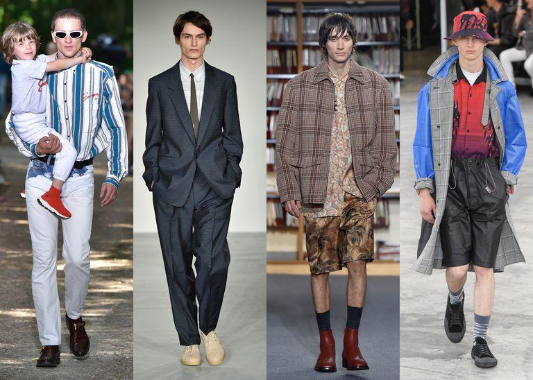 18 tendencias de ropa de hombre para todo el 2018 - Tendencias actuales moda ...