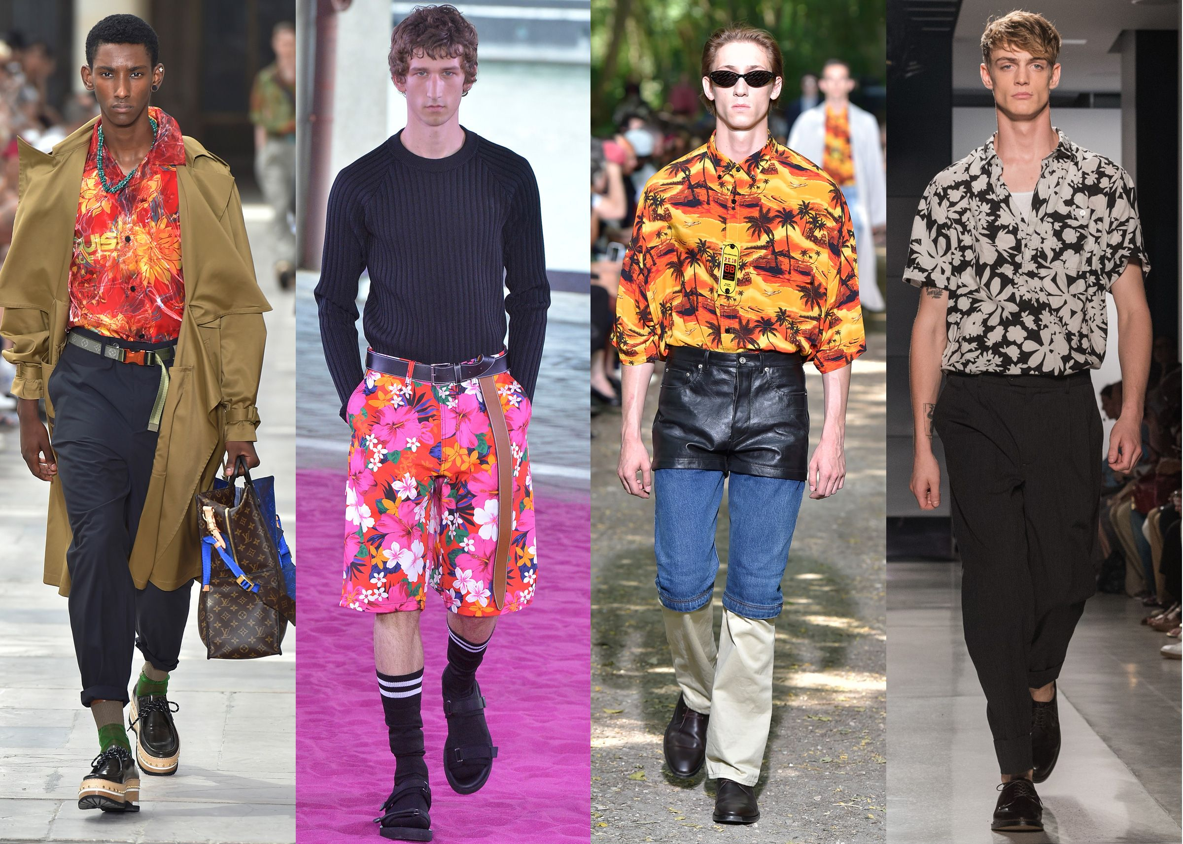 18 tendencias de ropa de hombre para todo el 2018