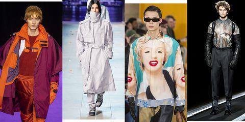 5dfb07d9586 Las tendencias en ropa de hombre para la Otoño Invierno 2019 2020 ...