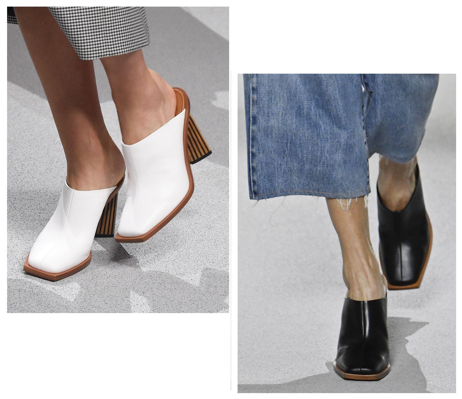 Las tendencias en zapatos, botas y botines que llevaremos 2020