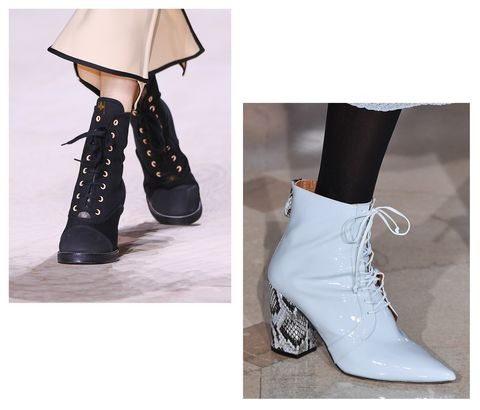 Las Tendencias En Zapatos Botas Y Botines Que Llevaremos 2020