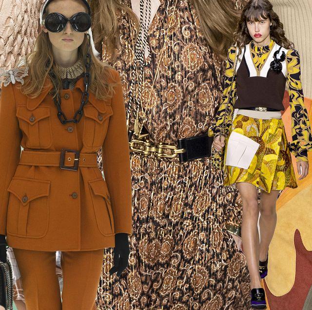 tendenza anni 70 moda estate 2020