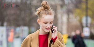 Tendenza capelli 2019 chignon