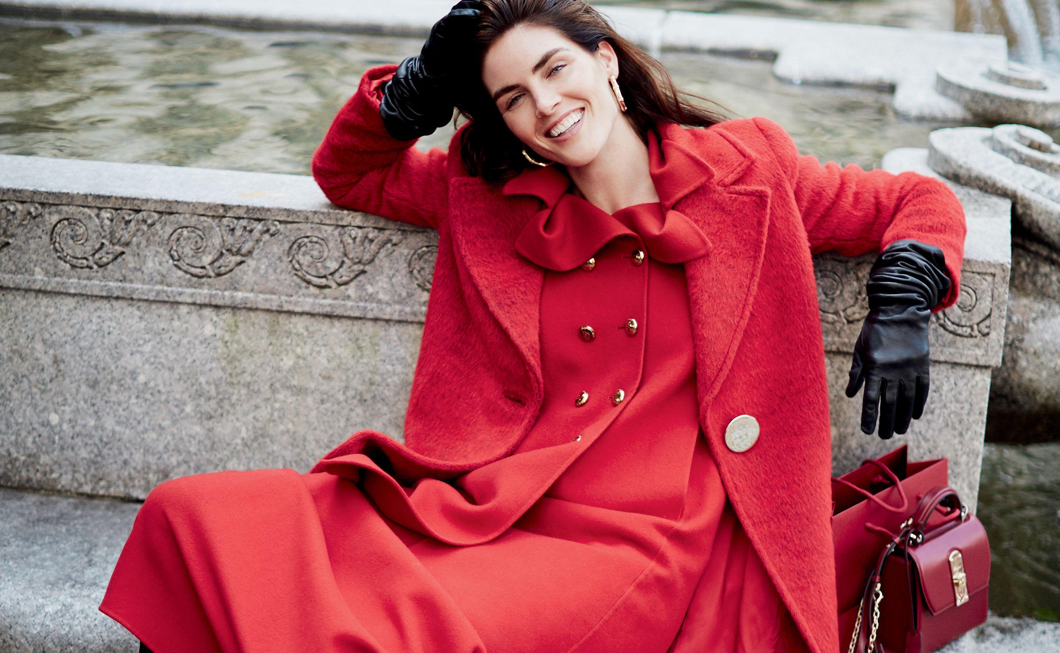 Tendenza colore rosso per l'inverno 2019: capi e accessori