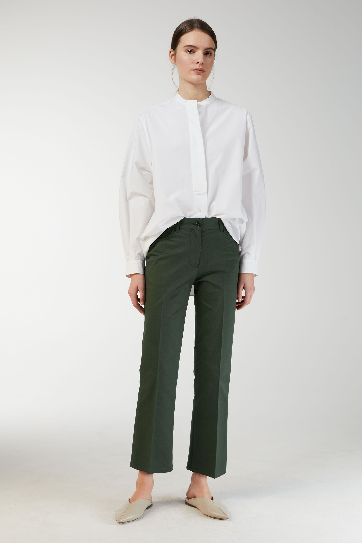 pantaloni larghi donna 2018