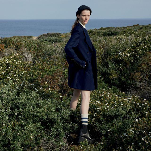 tendenze moda autunno 2021 cappotto di lana