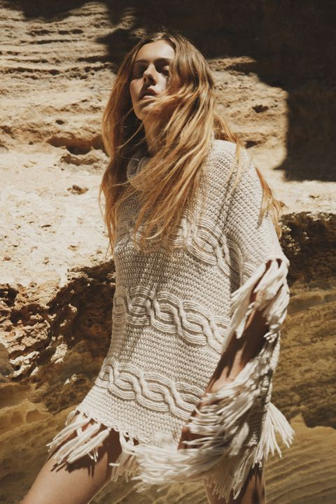 tendenze moda, autunno 2021, poncho