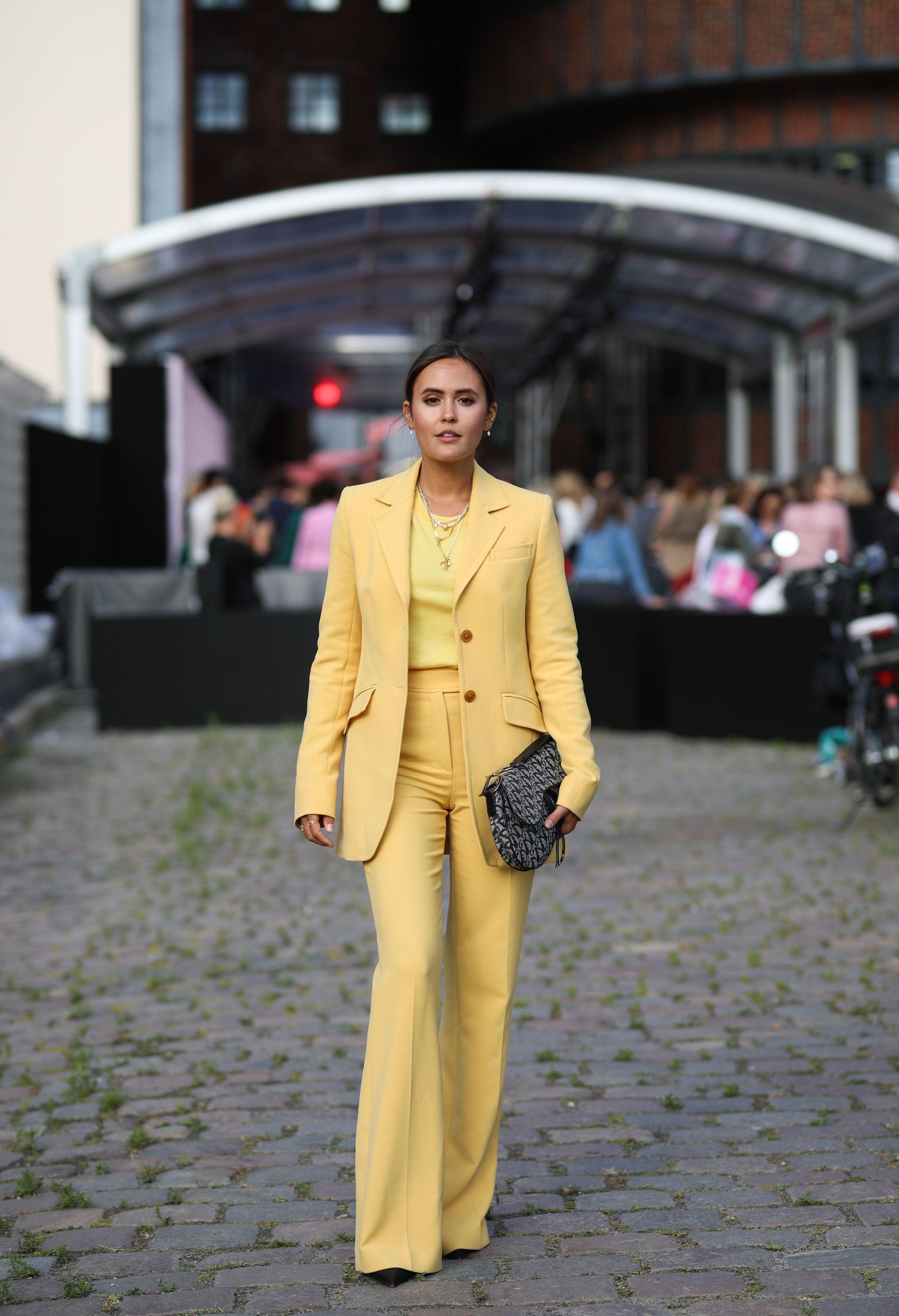 Tailleur moda autunno inverno 2019   Donne Magazine