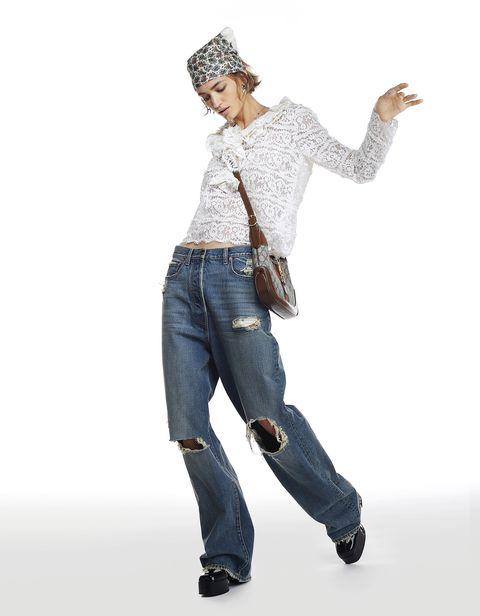 tendenze moda denim casual 2020 gucci