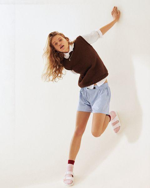 tendenze moda, moda giovane, 2021, gilet