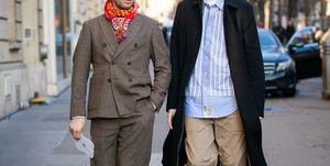 Tendenze moda uomo 2020, street style