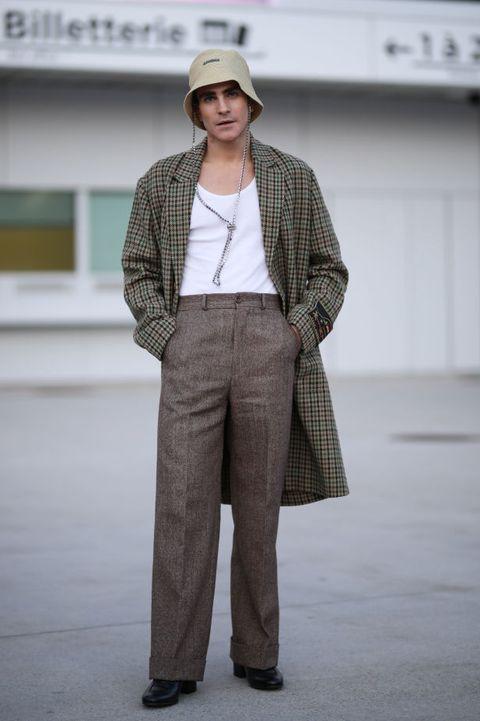 Tendenze moda uomo 2020, street style Parigi