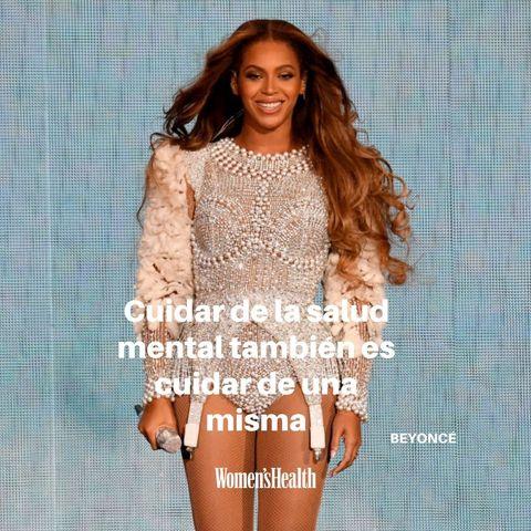 celebrities hablan de salud mental