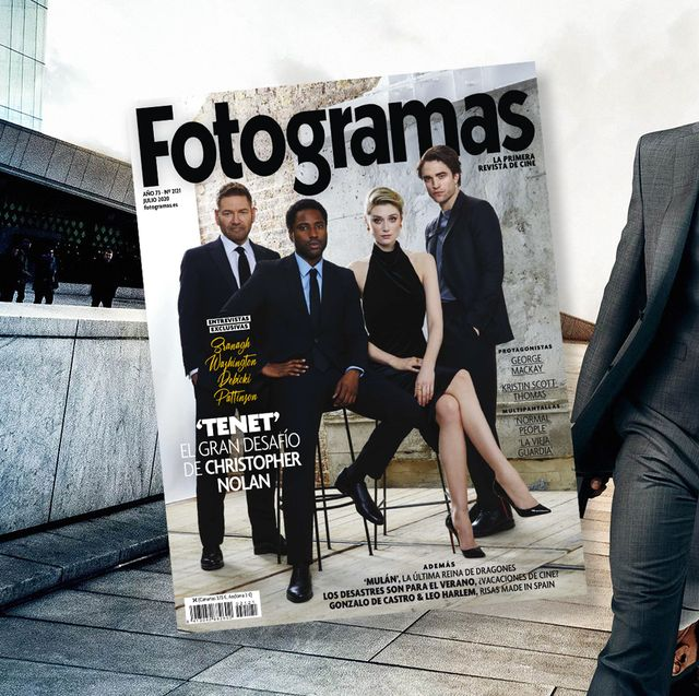 portada del número de julio de fotogramas