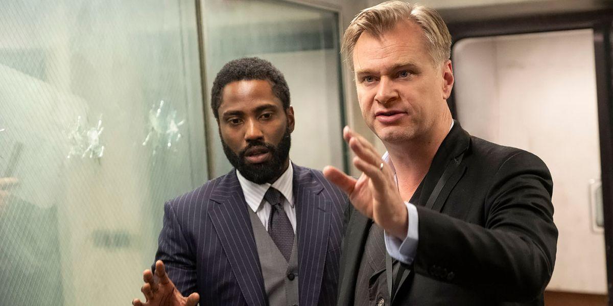 Christopher Nolan explica su rechazo a retrasar la fecha de estreno de 'Tenet' pese a la pandemia