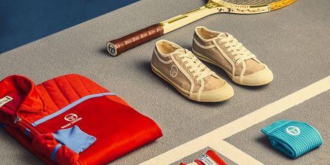 Footwear, Shoe, Orange, Sneakers, Plimsoll shoe, Brand, Font, Outdoor shoe, Beige, Athletic shoe,