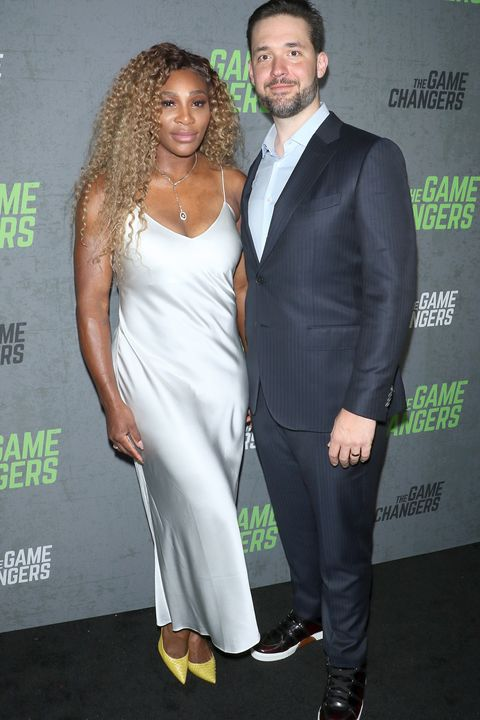 Serena Williams Alexis Ohanian picture