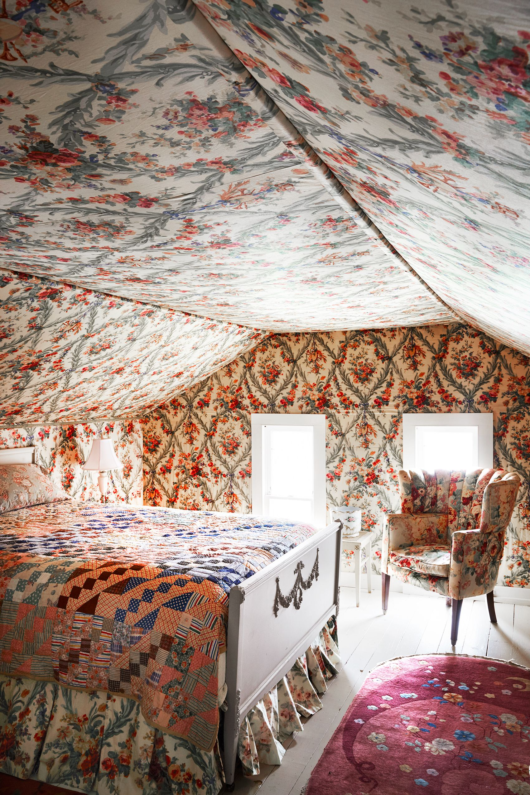 11 Tented Rooms Fit for a Modern-Day Marie Antoinette