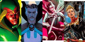 avengers 4 personajes fans
