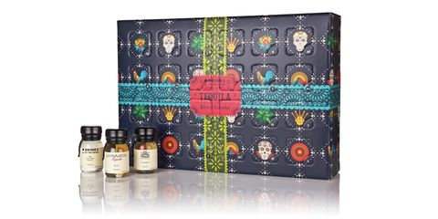 A tequila advent calendar is here for all your margarita needs