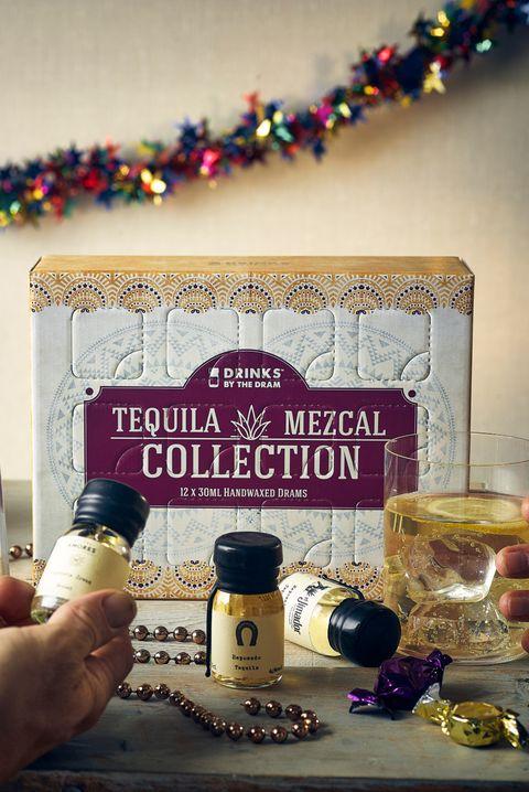 tequila tasting set