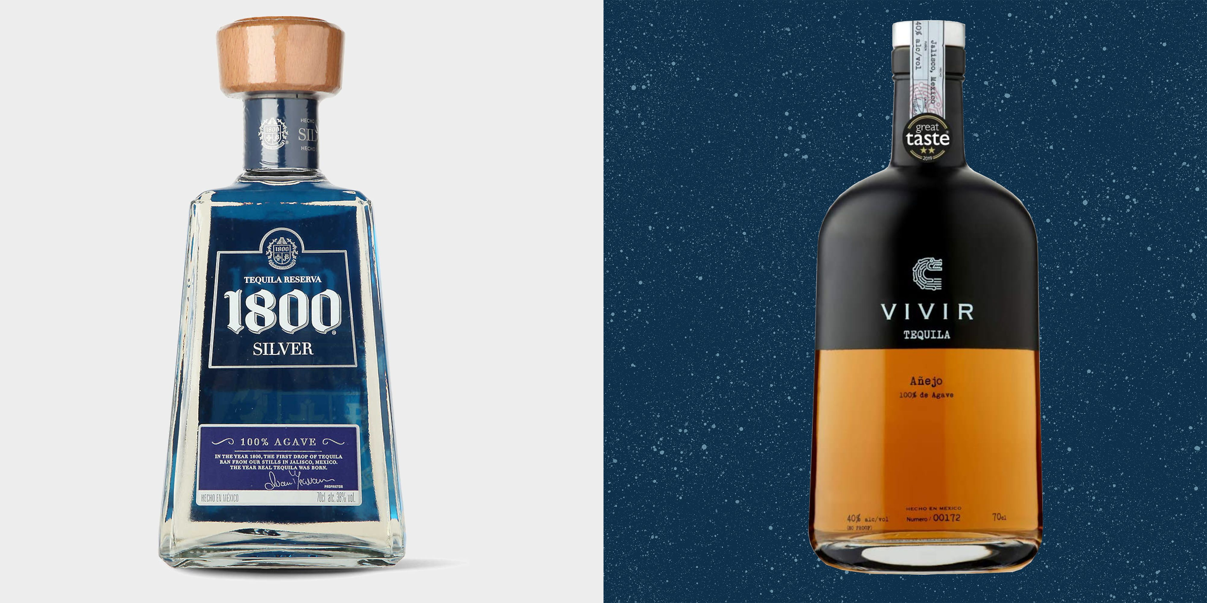 These Are the Best Tequilas You Can Drink in 2021