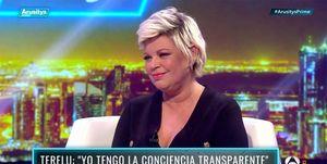 Terelu Campos habla de su situación sentimental
