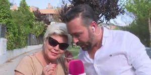 Terelu Campos reapare en Sálvame para responder a las críticas