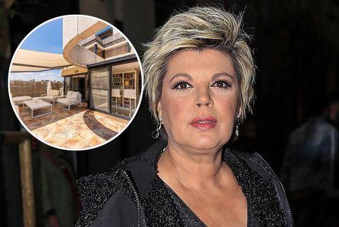Terelu Campos, Viva la vida, Terelu consigue vender su ático, Terelu da el primer paso para su nueva vida