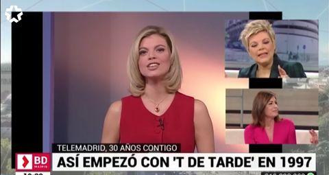 Terelu Campos Reaparece En Telemadrid Tras Abandonar Sálvame