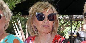 María Teresa Campos celebra su 78 cumpleaños en familia.