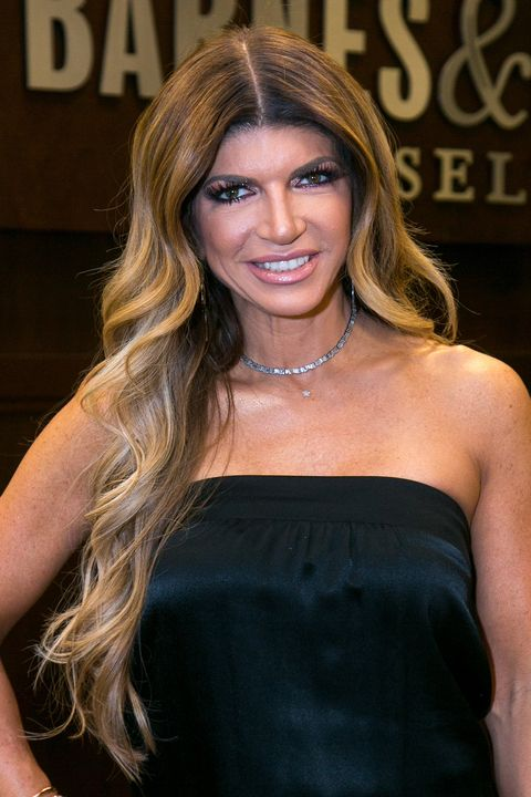 """Teresa Giudice Book Signing For """"Standing Strong"""""""