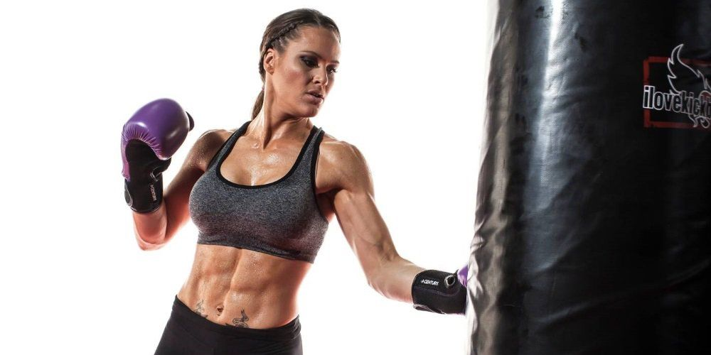 5 Super-Effective Kickboxing Moves You Can Do Even If You've Never Kickboxed Before