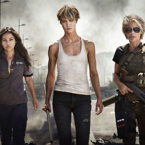 Terminator: Dark Fate is bringing back another classic character