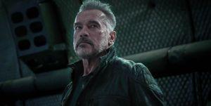 Arnold Schwarzenegger, terminator 6, terminator dark fate, terminator destino oscuro,