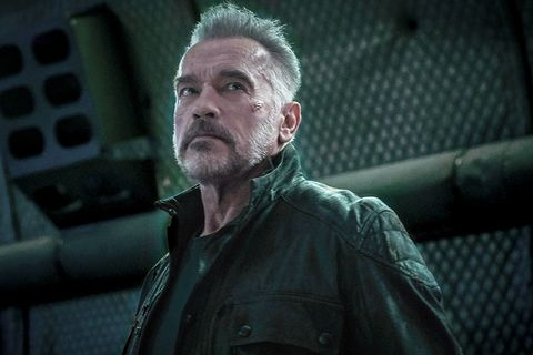 Terminator - Dark Fate, Arnold Schwarzenegger