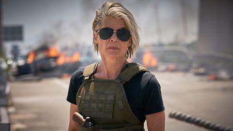 Terminator - Dark Fate, Linda Hamilton
