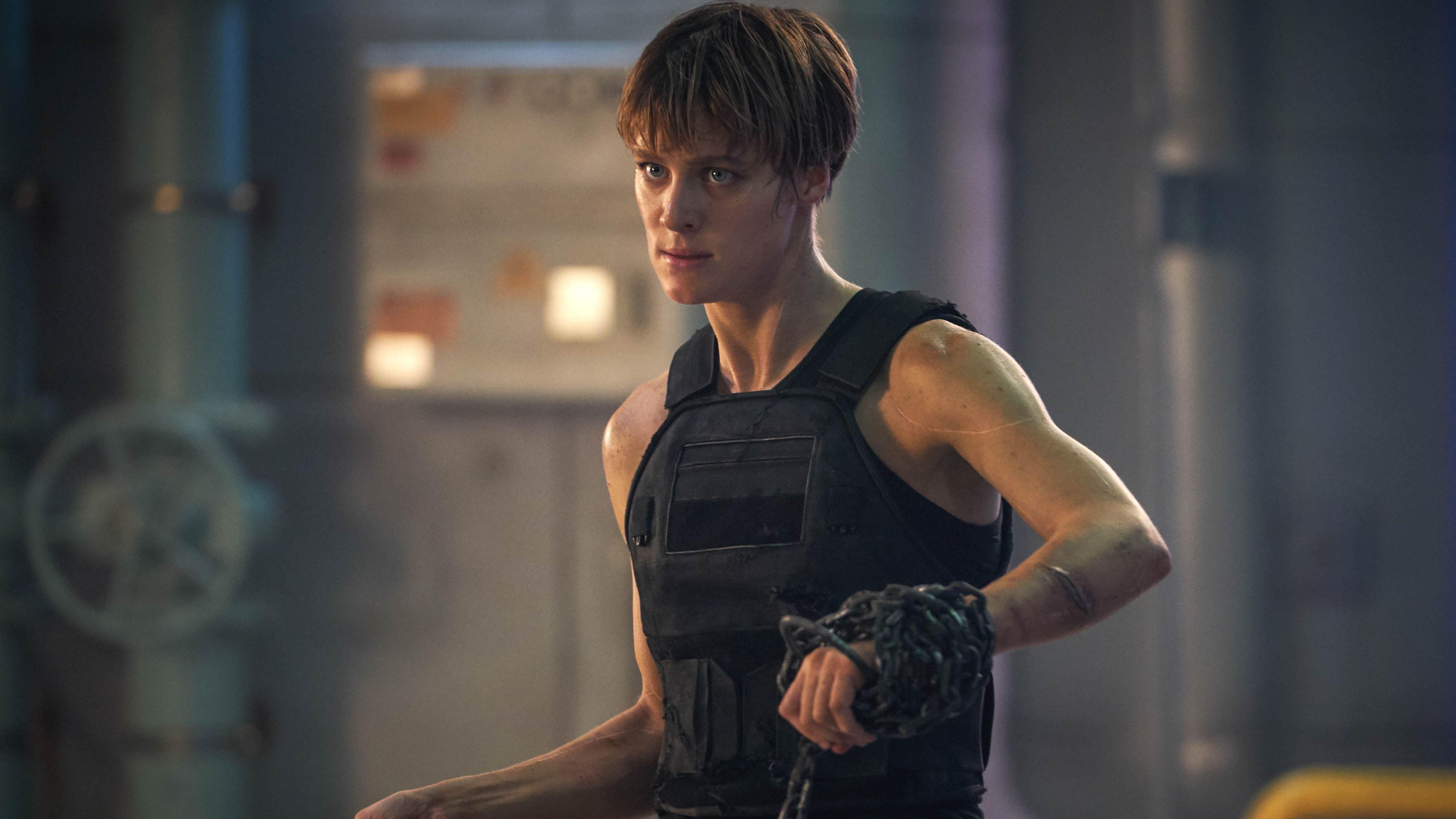 'Terminator: Destino Oscuro' tiene nuevo Making Of