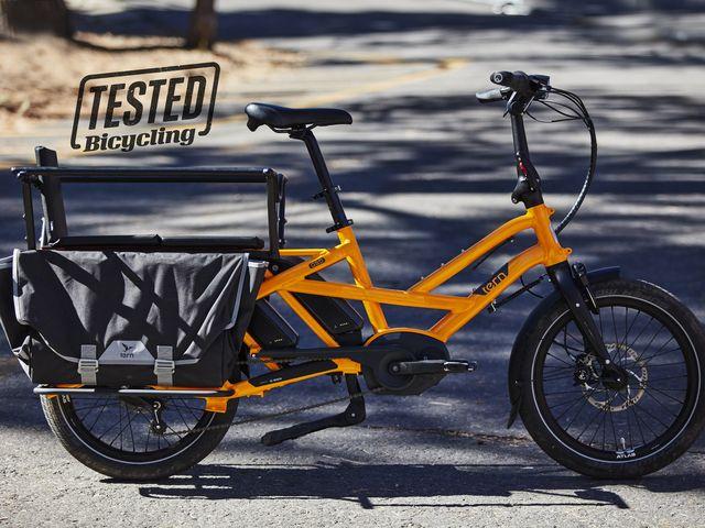 Tern Gsd S00 Electric Cargo Bike Review Interbike 2018