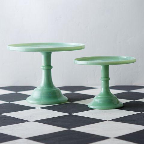 Terrain Jadeite Cake Stand (Small Size)