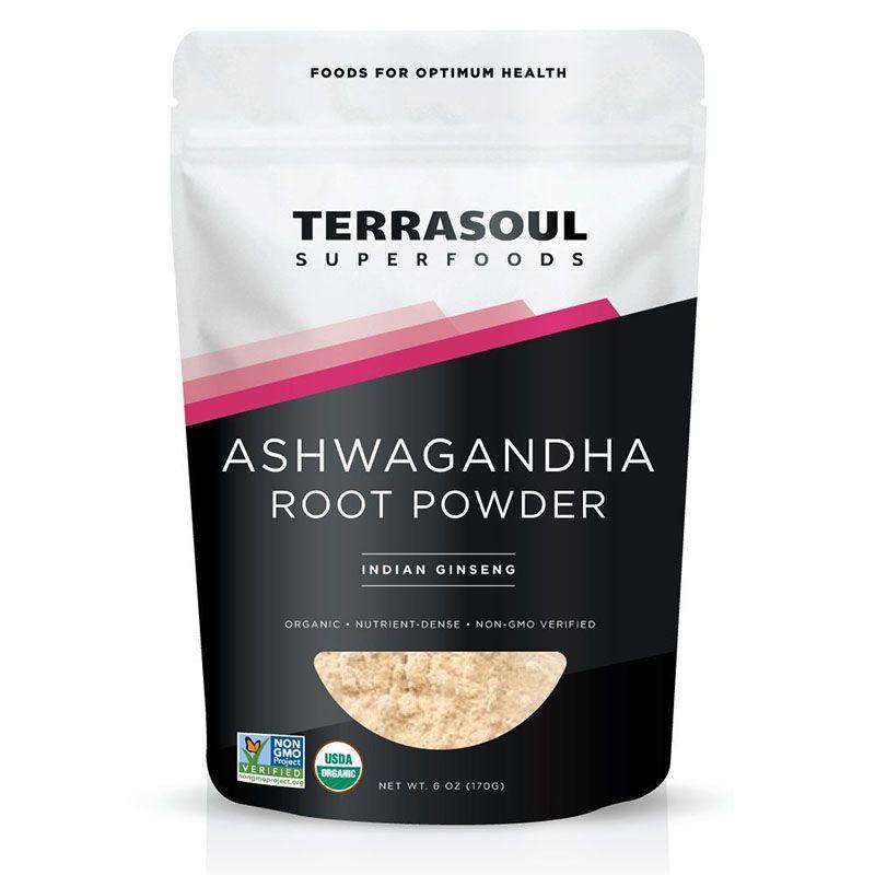 Terrasoul Ashwagandha powder