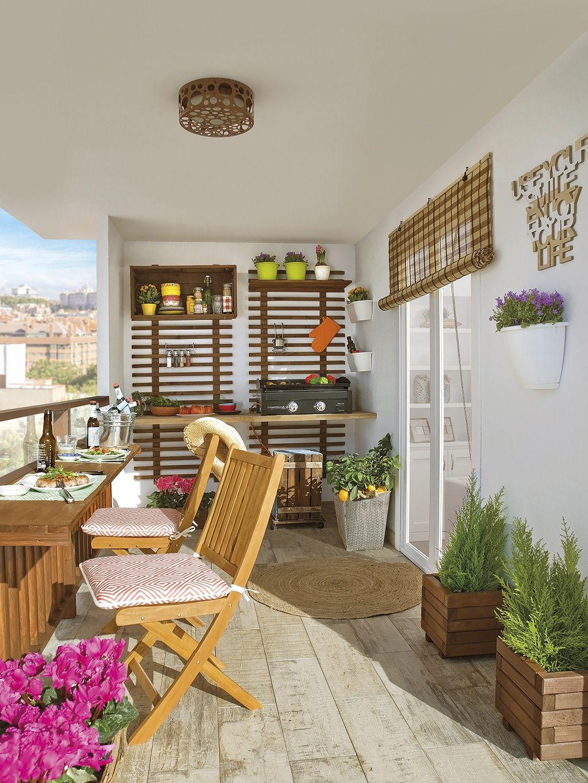 Trucos para tener una bonita terraza de verano
