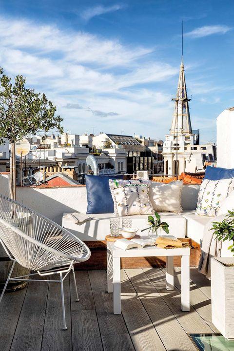 Dúplex con terraza en Madrid
