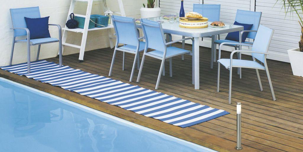 C mo decorar una terraza con encanto for Amazon muebles terraza