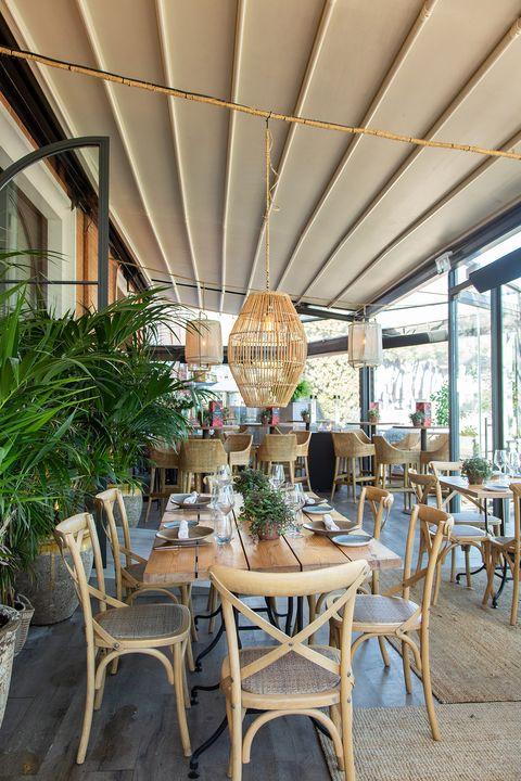 Bares Restaurantes Y Terrazas De Verano Al Aire Libre Viajes